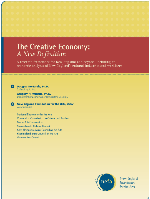 Creative Economy Research